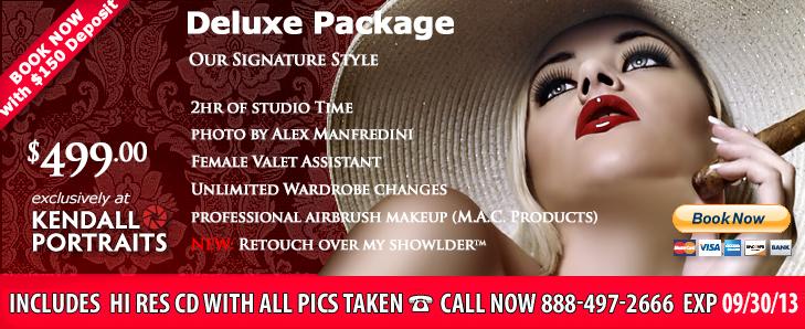 Boudoir Photographer - Boudoir Photography Studio