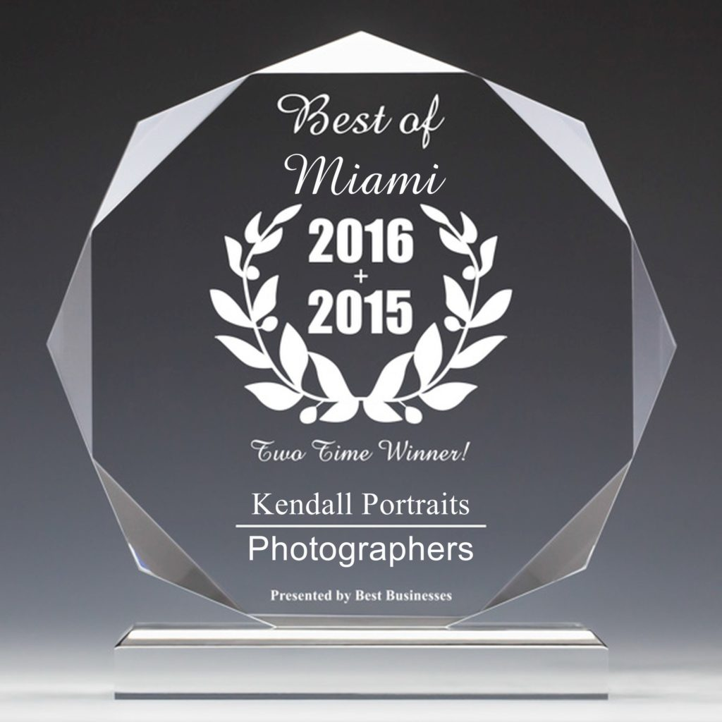 Best Photographers of Miami Awards