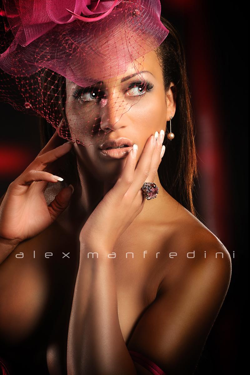 Burlesque Boudoir Photography